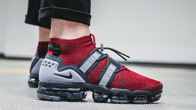 Nike Air VaporMax Flyknit Utility Red