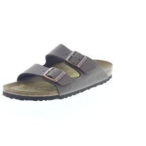 Birkenstock Arizona Sandali Pantofole Moca Marrone 0151183 SCARPE DONNA NUOVO