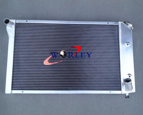 3 ROWS for CHEVROLET CHEVY CORVETTE V8 1977-1982 78 79 80 81 Aluminum Radiator
