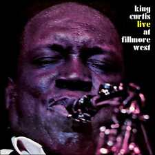 Live At Fillmore West (Deluxe) - Curtis, King - CD New Sealed