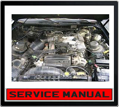 toyota 7mge 7m ge 7mgte 7m gte 3 0l engine workshop service repair rh ebay com au 7mge service manual 7MGE Rebuild Kit
