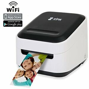 Zink Wireless Multifunction Portable Digital Color Photo Booth