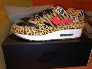 the best attitude fd085 23e2b Details about NIKE ATMOS AIR MAX 1 DLX Wheat red