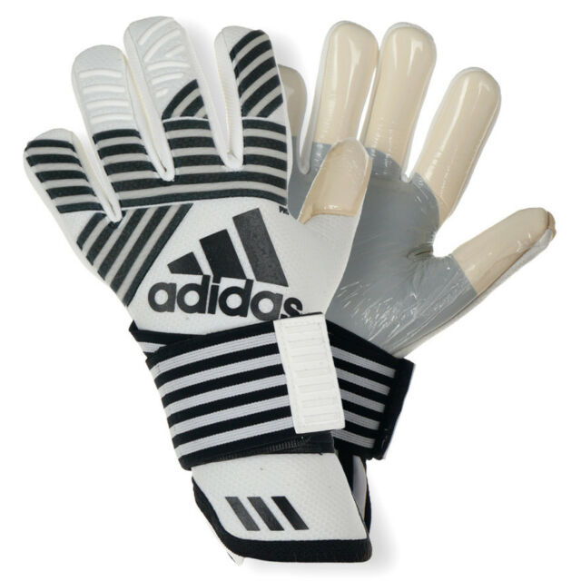 best loved 8fd6f d967e adidas ACE Trans Pro Gloves Match Football Goalkeeper Negative Cut Goalie