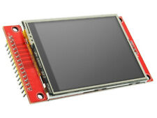 New Listing28 Inch 240320 18bit Tft Spi Ili9341 With Resistive Touch Lcd Arduino