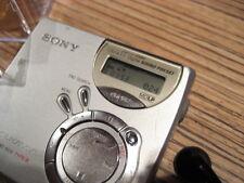 Sony MD N510 + USP PC Walkman  Minidisc  Player / Recorder + Sonic Stage (169)