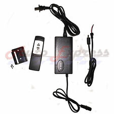 Power Supply for Linear Actuator with Remote Control 110 Ac Dc 2 button control