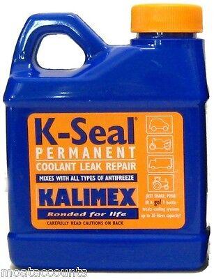 * Pack of 2 * K-Seal Permanent Leak Repair, Head Gaskets & Radiators [K5501]
