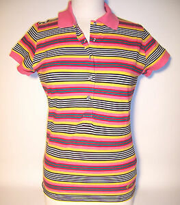 Oilily-Poloshirt-Gr-S-M-L-XL-NEU-Damen-Polohemd-T-Shirt-Shirt-NEUWARE
