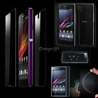 For SONY Screen Protector Tempered glass Protective Film Guard Premium Real