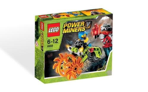 LEGO POWER MINERS Stone Chopper Brand NEW Sealed 8956