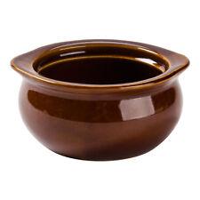 Core 12 oz. Brown  Soup Crock / Bowl Set of 4
