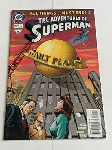 The-Adventures-Of-Superman-562-October-1998-DC-Comics