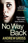 No Way Back by Andrew Gross (Paperback, 2013)