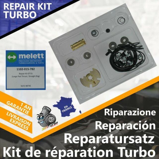 145//166 BHP Turbo 753959 Turbocompresseur Kit de montage pour IVECO DAILY IV 3.0 HPI