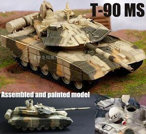 Russia T-90 MS MBT green camouflage 1/72 tank diecast Panzerkampf model