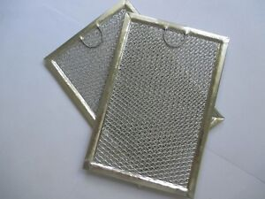 2-Filters-SHARP-80QBP1796-Microwave-Grease-Filter-5-7-8-034-X-7-7-8-034-x-3-32-034