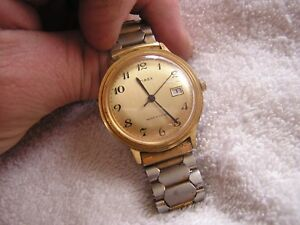 Dating old timex watches