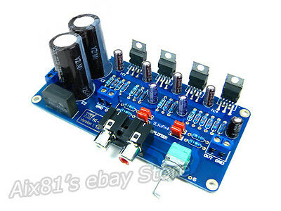 AC/DC Single Power TDA2030A BTL Audio Power Amplifier Module 34W x 2 DIY Kits