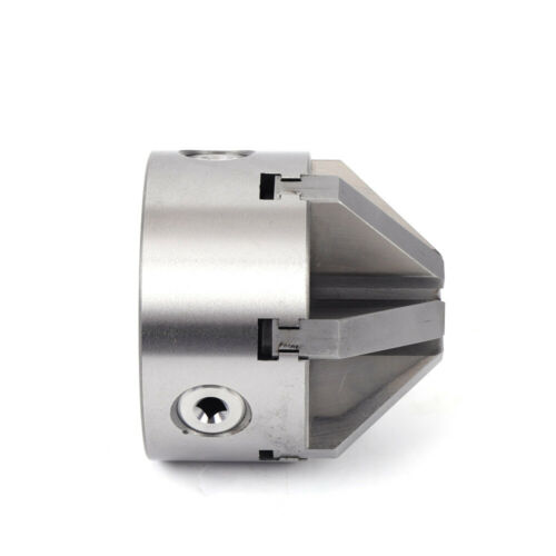 "4/"" 6-claw 100mm self-centering lathe chuck CNC milling drilling Individual jaws"