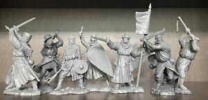 Nouveau Publius! Chevaliers croisés soldats Publius runcraft 1:32 complet 2 Versions