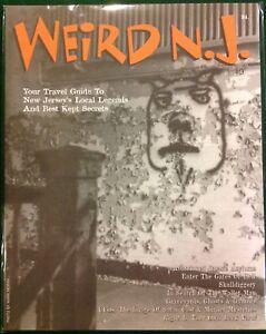 Weird New Jersey Magazine 8