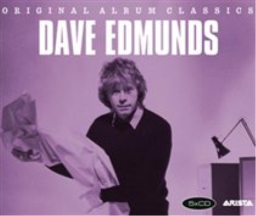 Dave Edmunds-Original Album Classics CD / Box Set NEW