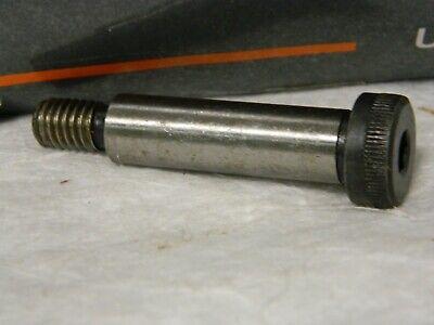 Hex Socket Drive Shoulder Screws Black Oxide Alloy Steel 5//8-11 X 5 10 pcs Holo-Krome