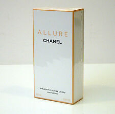 CHANEL ALLURE PROFUMO DONNA BODY LOTION EMULSION POUR LE CORPS 200 ML