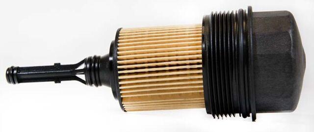 Original Mercedes-Benz Ölfilter Gehäuse Ölftergehäuse CDI komplett, A6111800210