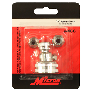 Air and Water Tire Valve Adapter Kit