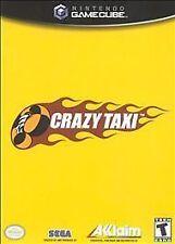 Crazy Taxi GameCube Video Games-Good Condition