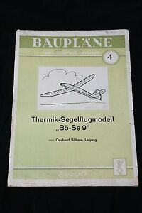 Age-Plan-Aircraft-Model-Bo-se-9-M1-1-170cm-Span