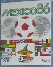100% original printed album panini FIFA world cup MEXICO 86 brand new sealed