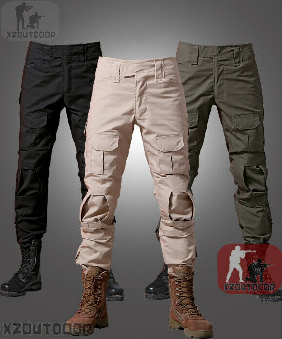 Airsoft Gen3 Combat Pants Military Tactical Special Forces Cargo Trousers  SWAT  everyday low prices
