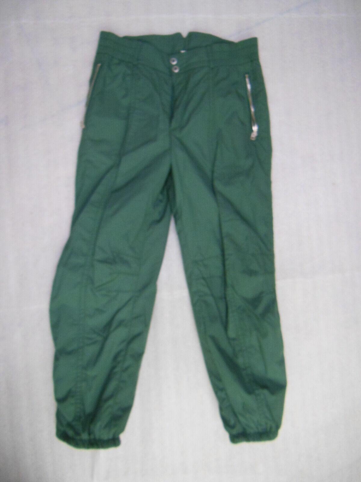BOGNER green Men's Ski   Snowboard Pants - Size 38