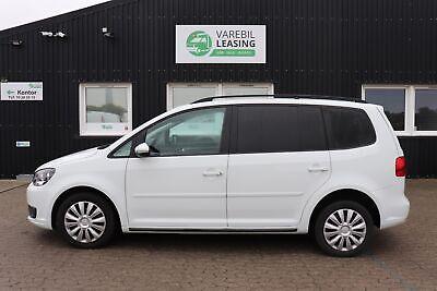brugt varebil VW Touran TDi 105 Comfortline BMT Van