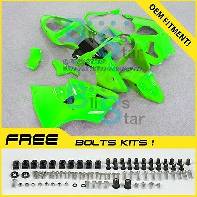 Fairings Bodywork Bolts Screws Set For Kawasaki Ninja ZX-6R 2000-2002 11 G1