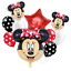 Disney-Mickey-Minnie-Mouse-Birthday-Foil-Latex-Balloons-Blue-Pink-Number-Sets thumbnail 16