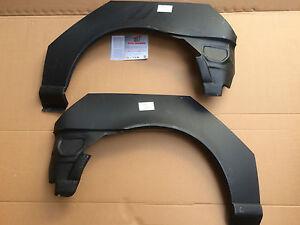 Ford-fiesta-MK4-Mk5-3-Puerta-Rueda-Trasera-Arcos-par-1996-01-Zetec-S-25-63-59-1-2