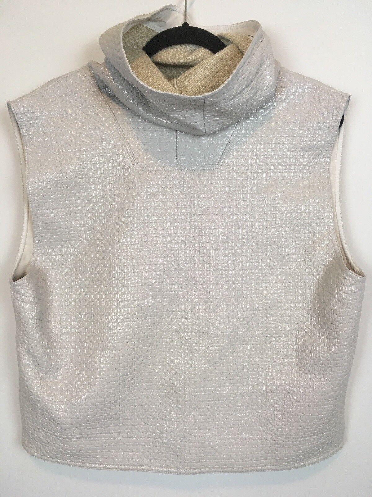 Flecos de súperdry con cuello con solapa Zara Y Mangas