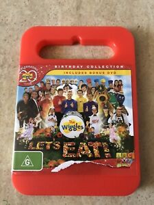THE-WIGGLES-LET-S-EAT-DVD-R4-AUS-SELLER-AUS-RELEASE