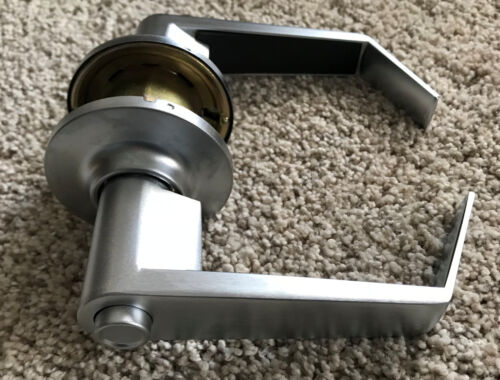 NT Falcon Privacy Lock Commercial Duty Brushed Stainless Steel Finish
