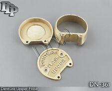 1 Premium Original Brass Dental Denture Upper Flask New Lab Professional Dn 361