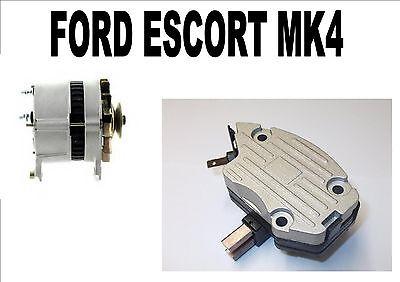 Lichtmaschine Ford Escort Fiesta Orion 1,0 1,1 1,3 1,4 1,6 ORIGINAL BOSCH//LUCAS