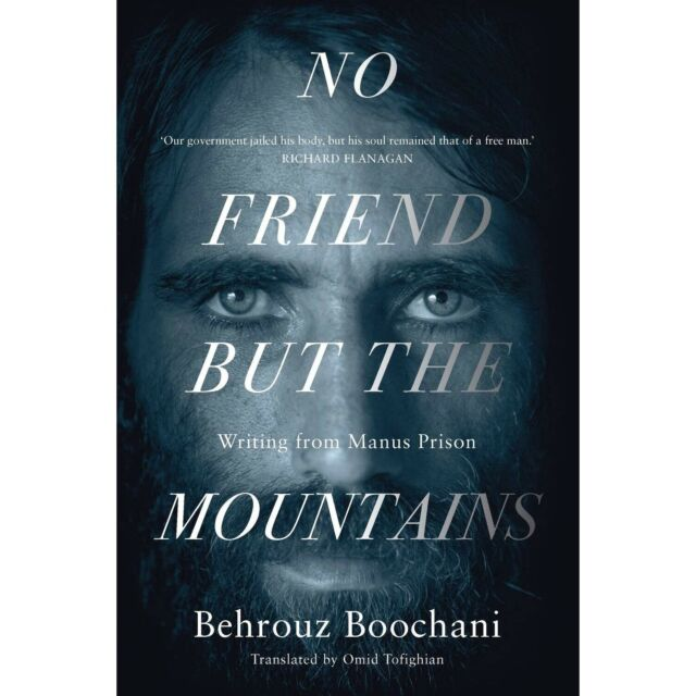 New No Friend But The Mountain (Paperback) Free Postage