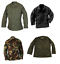 MADE-IN-USA-BLACK-WOODLAND-CAMO-OD-GREEN-TIGER-STRIPE-BDU-CARGO-SHIRT-MILITARY thumbnail 1