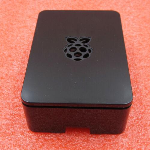 Black Pi 3B Premium Raspberry Pi Case 2B 2B Updated for Raspberry Pi B B