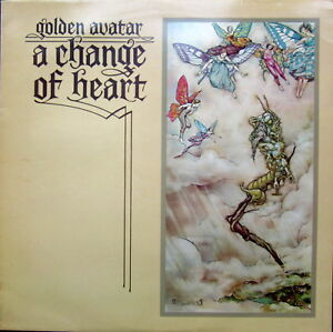 GOLDEN-AVATAR-A-Change-Of-Heart-LP-Sudarshan-Disc-BBT108-1976