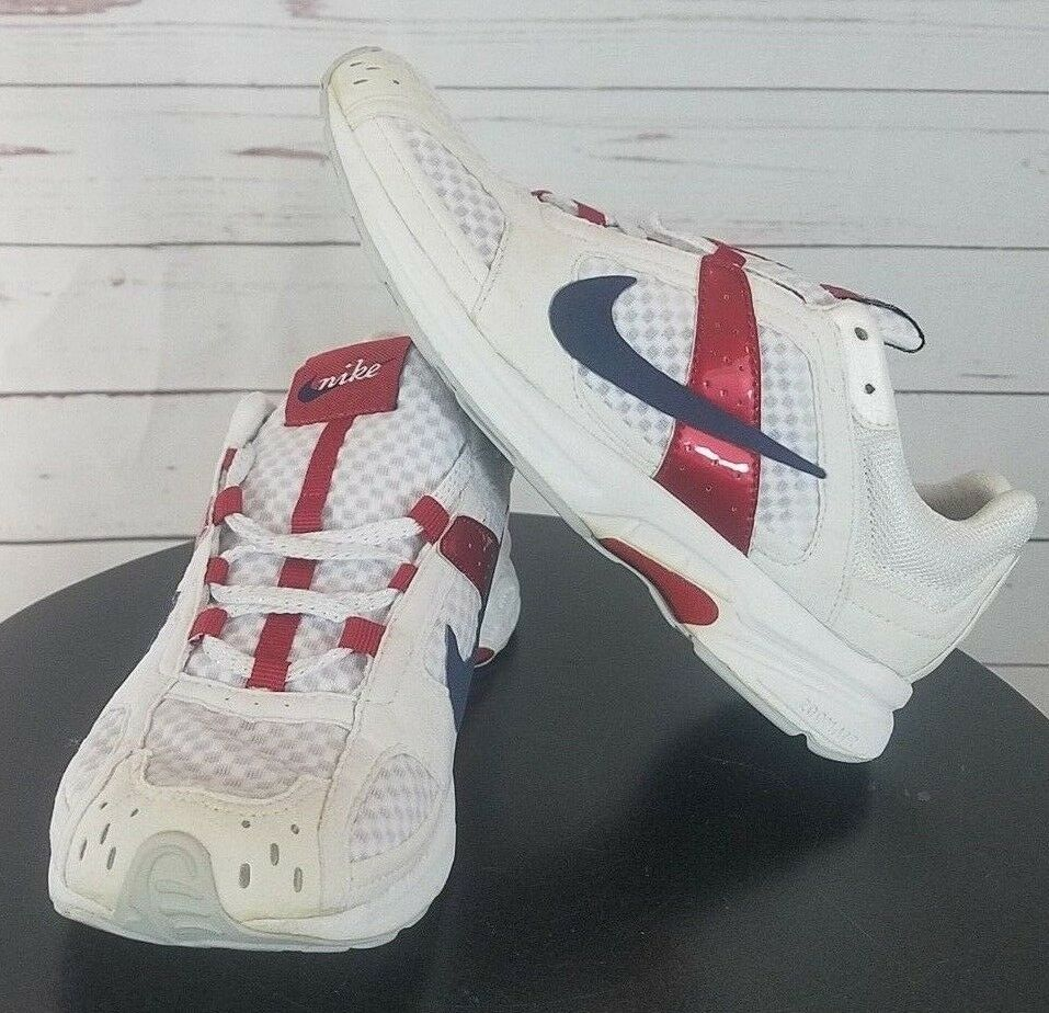 NIKE AIR Running shoes Women's Size US 5.5 Athletic Track Marathoner ZOOM NCAA